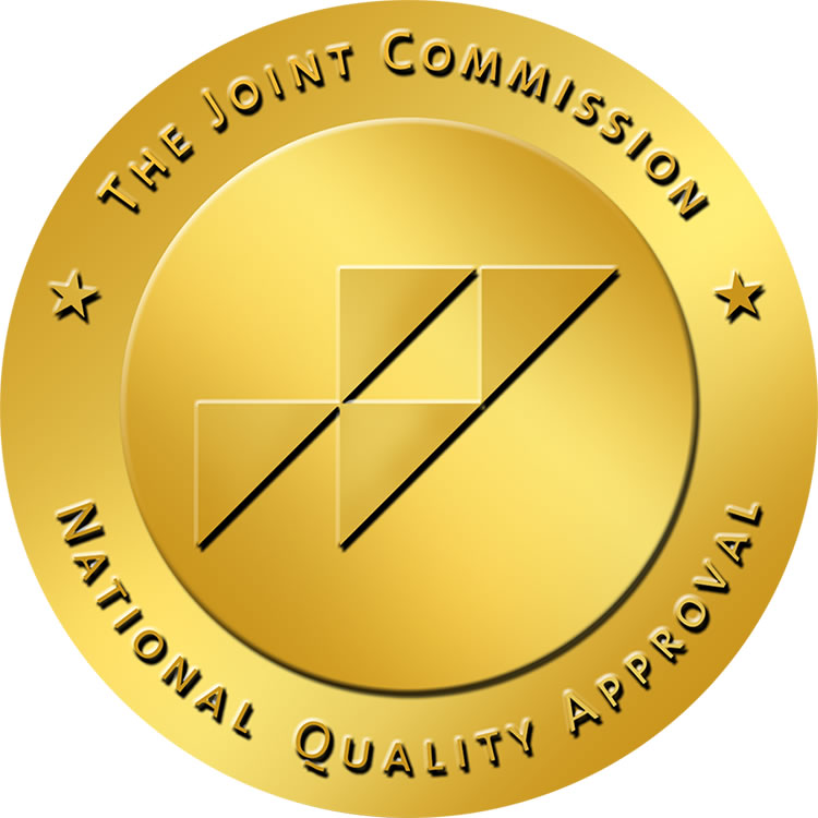 The Joint Comission Gold Seal Behavioral Health Care