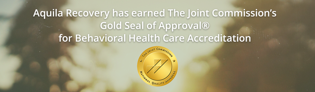 Aquila RecoveryJoint Commission Gold Seal
